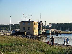 Nu lukker bro om natten: Omvejen bliver på 70 kilometer Frederikssund