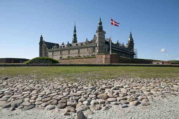 Påskeferie på Kronborg Slot  Helsingør